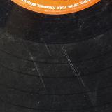 キズの付いたレコード