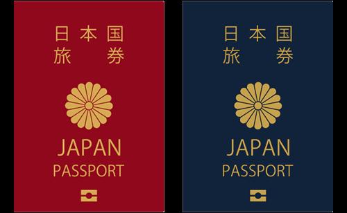 パスポート(顔写真付)