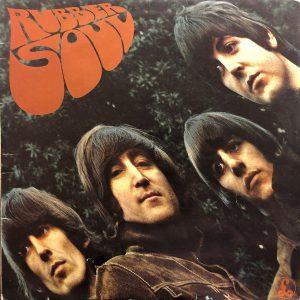 The Beatles(ビートルズ)「Rubber Soul(ラバー・ソウル)」LP(12インチ)/Parlophone(PCS 3075)