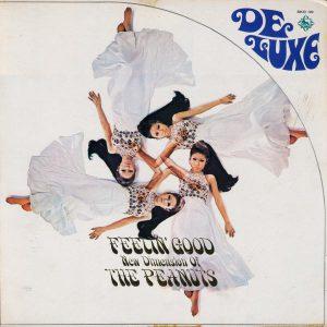 ザ・ピーナッツ「フィーリング・グッド - New Dimension Of The Peanuts」LP(12インチ)/King Records(SKD 39)