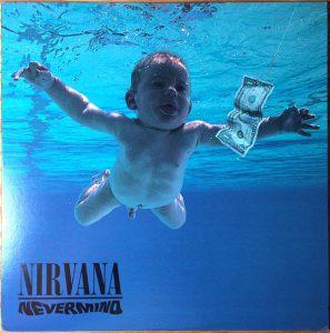 Nirvana(ニルヴァーナ)「Nevermind(ネバーマインド)」LP(12インチ)/DGC(DGC-24425)