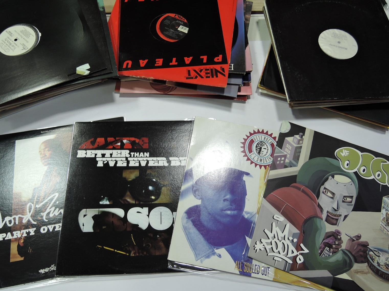 ヒップホップ系レコードを買取